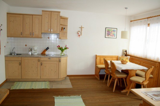 Apartments in Falzes: 4 comfortable apartments at the Gasserhof farm